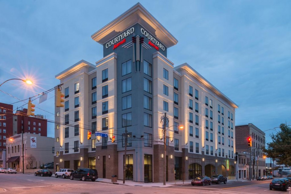 Courtyard Marriott Wilmington Downtown