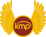 KMP Artists logo