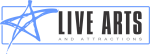 Live Arts & Attractions logo
